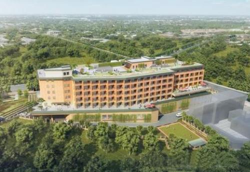 广州港疗养院