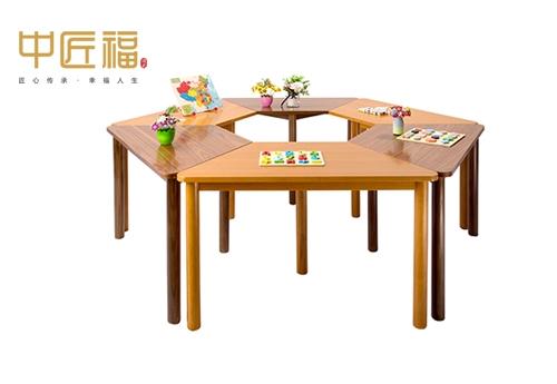 六角组合桌