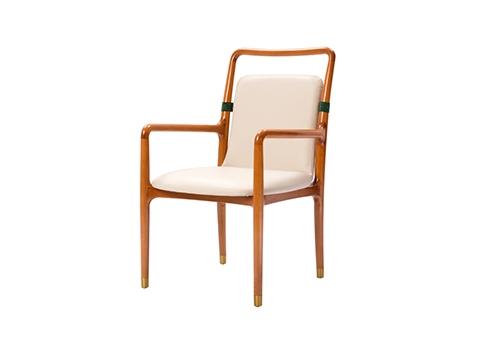圆木适老椅