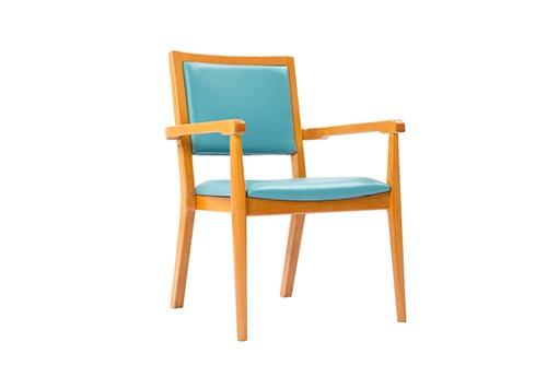 曲木适老椅