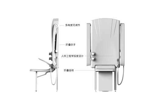 上海折叠淋浴座